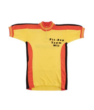 Cycling wool t-shirt 60/70s