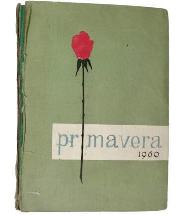 Spring 1960 textile book