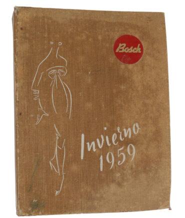 BOSCH Winter 1959 textile book