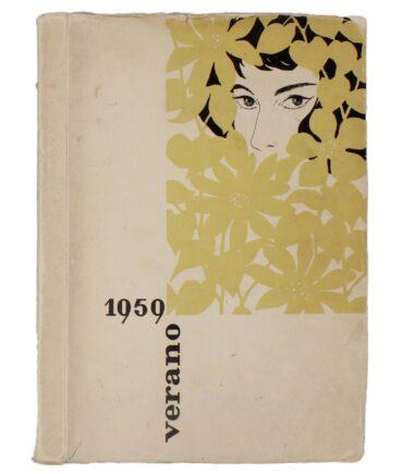 Summer 1959 textile book