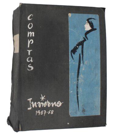 COMPRAS Winter 1957/58 textile book
