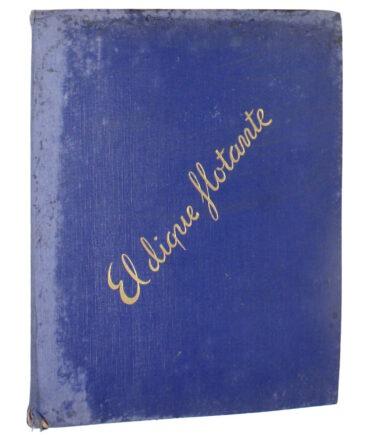 EL DIQUE FLOTANTE Fall-Winter 1958/59 textile book