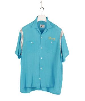 Truval man bowling shirt 50s/60s