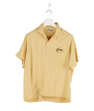 301 man bowling shirt 50s/60s