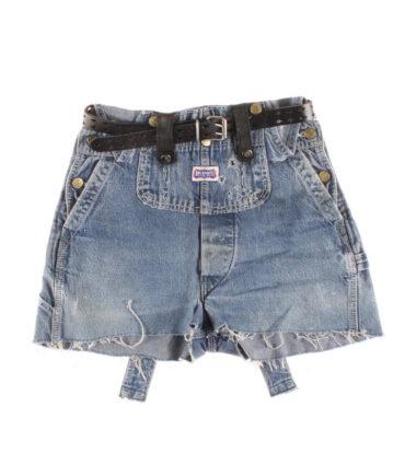 BIG SMITH DENIM SHORT vintage handmade jeans