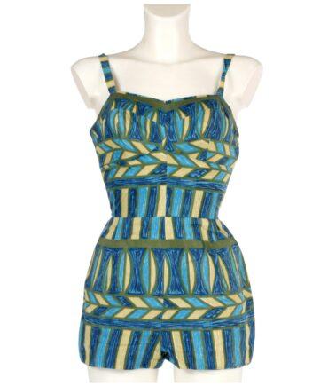 Vintage FLEXEES bathing suit