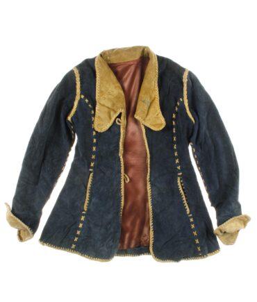 vintage Woman suede jacket 60/70s