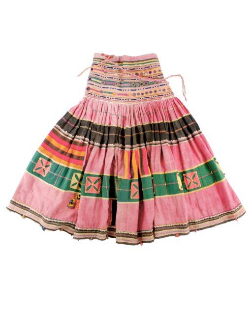 Ethnic vintage Rare Indian skirt