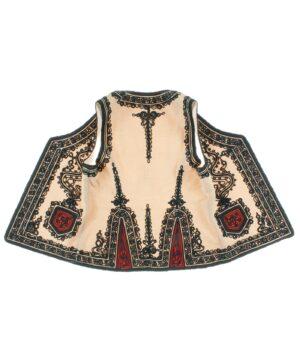 Ethnic vintage Afghan gilet