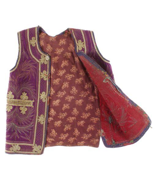 Ethnic vintage Indian gilet