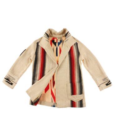 Ethnic vintage Native American jacket