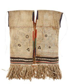 Ethnic vintage Indonesian gilet