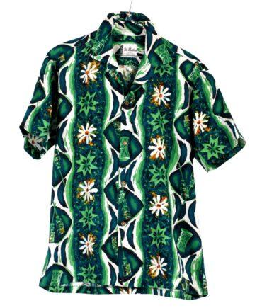 vintage UI-MAIKAI Tiki Shirt