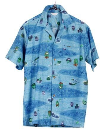 vintage TROPICANA, Rare Aloha shirt