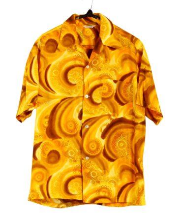 vintage MADE IN HAWAII RN37359 Rare hawaiian Shirt