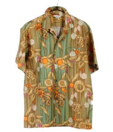 vintage MALIHINI Hawaiian shirt