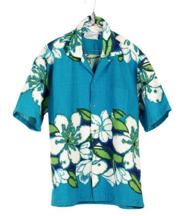 vintage SURFSIDE SPORTWEAR-WAIKIKI Hawaii Aloha shirt