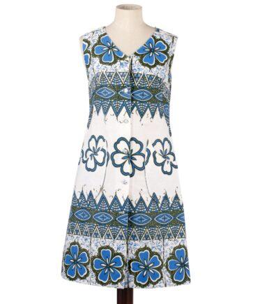 Vintage LAUHALA Hawaiian dress