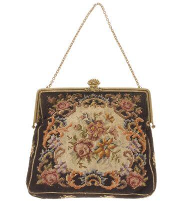 vintage Tapestry bag 30/40s