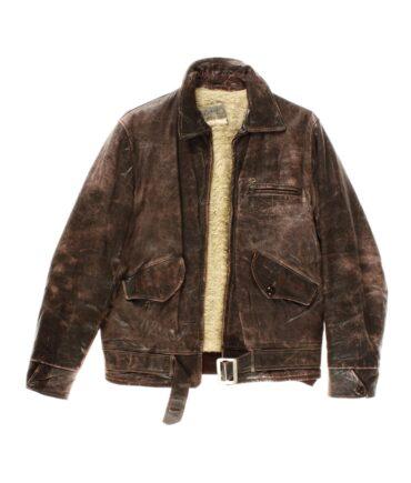 vintage BIRKDALE Leather jacket 50s