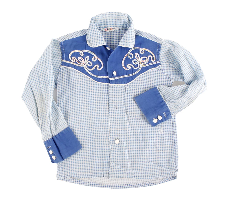 Kids TOM THUME western shirt