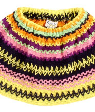 kids CINDERELLA Knit skirt
