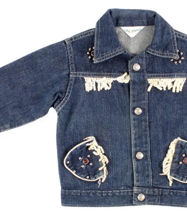 kids CORN COBBER denim jacket