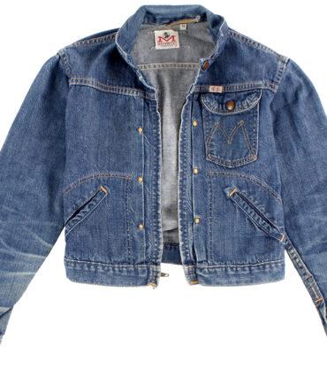 Kids Rare MAVERICK denim jacket 50s