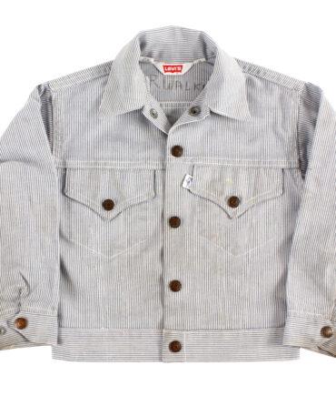 Kids Rare LEVIS denim jacket 50s