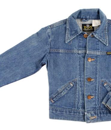 Kids Rare MAVERICK denim jacket 60s