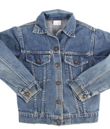Kids Rare original denim jacket 60s