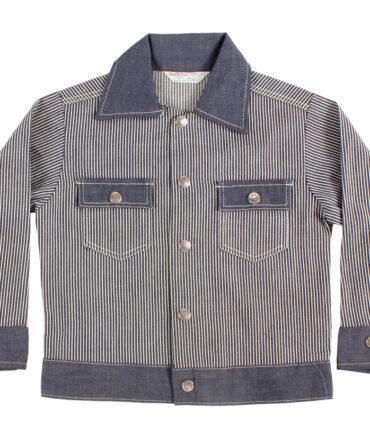 kids HEALTH TEX, denim jacket