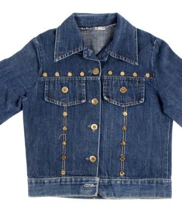 kids Rare denim jacket 50s