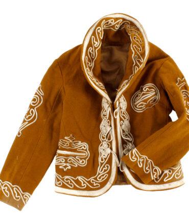 kids Rare Hecho en Mexico jacket, woven cloth