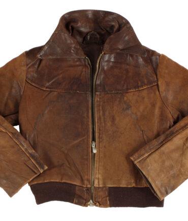 kids Rare leather jacket 40/50s