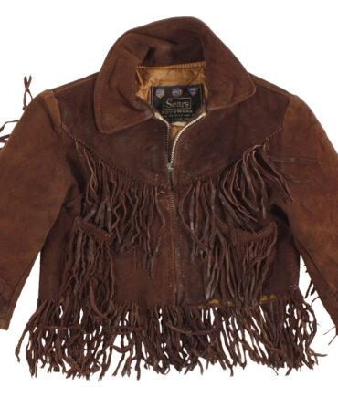 kids SEARS Chamois jacket