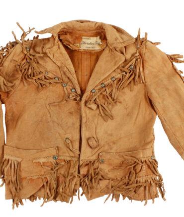 kids CHEROKEE TOG chamois jacket 40s