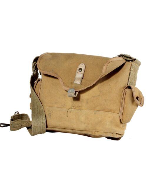 Canvas military bag '30s
