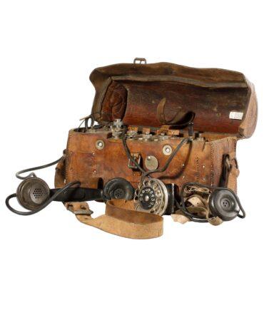 German military telephone bag '20/30s