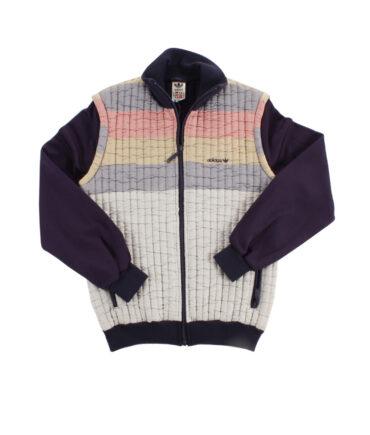 Adidas Sweater with 2 fabrics