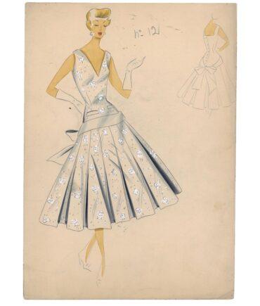 Drawings 40/50s