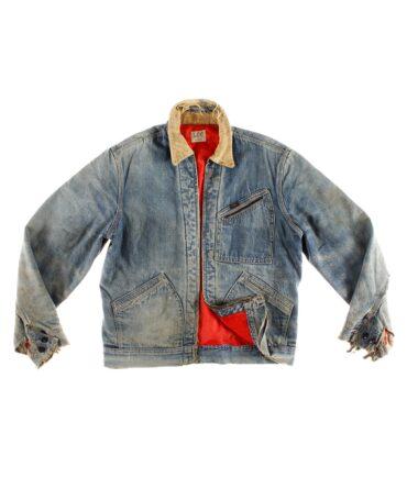 LEE denim work jacket 60s
