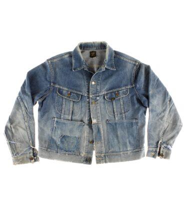 LEE denim jacket 60s