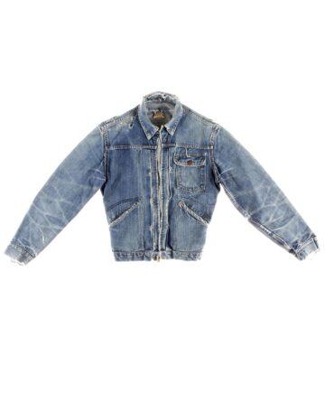 WRANGLER denim jacket 50/60s