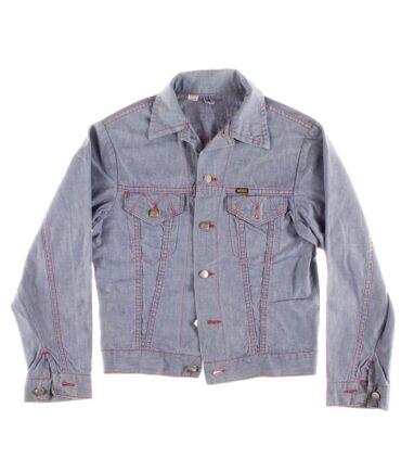 MAVERICK Chambray jacket 70s