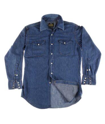 MAVERICK denim shirt 60s