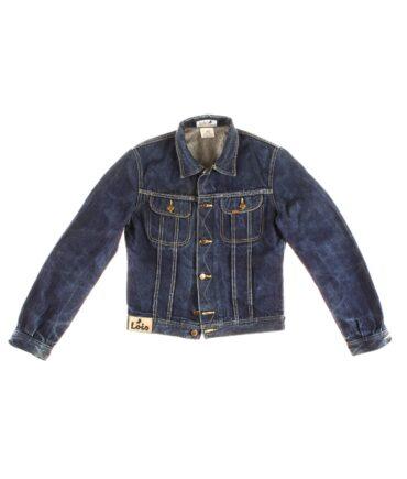 LOIS denim jacket 70s