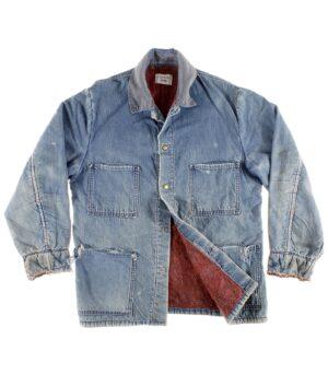 CARTERS denim work jacket 50s