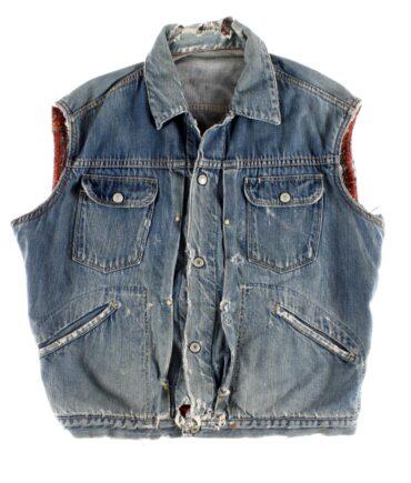 FOREMOSTdenim jacket 50s