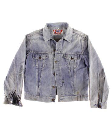 DUDE denim jacket 60s